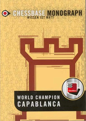 World Champion Capablanca - Chess Biography Software CD