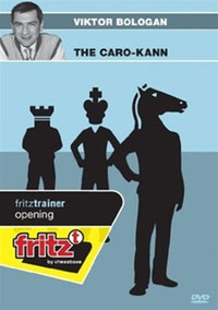 The Caro-Kann Defense Chess Opening on DVD