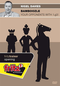 Bamboozle your Opponents with 1.g3, Chess Opening on DVD