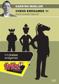 Chess Endgames 11: Rook against Bishop