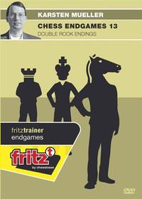 Chess Endgames 13: Double Rook Endings