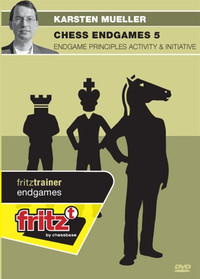 Chess Endgames 5: Endgame Principles - Activity & Initiative
