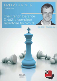 The French Defense, 3.Nd2: A Complete Repertoire for White - Chess DVD
