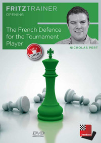 The French Defense for the Tournament Player - Chess Opening Trainer on DVD