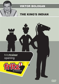The King's Indian Defense Chess Opening DVD by Viktor Bologan