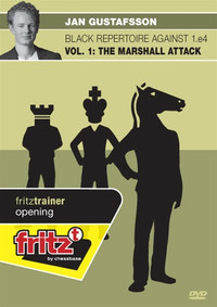 The Marshall Attack Chess Opening on DVD