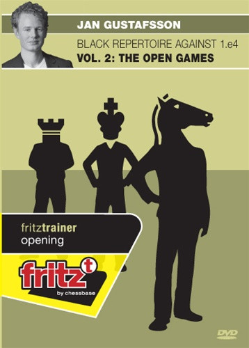 A Black Repertoire Against 1.e4 (Part 2): Open Games - Chess Trainer Software on DVD