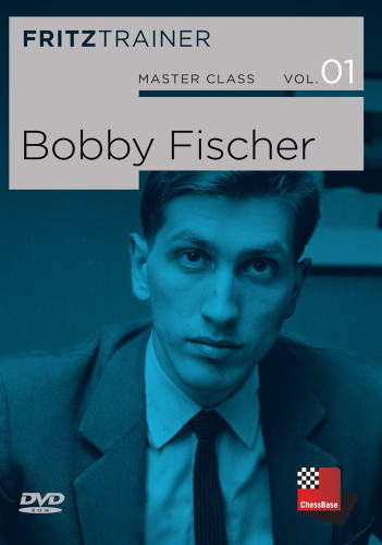 Master Class, Vol. 1: Bobby Fischer - Chess Biography Software DVD
