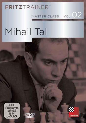 Master Class Vol. 2: Mihail Tal on DVD