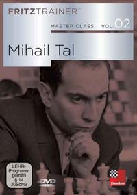 Master Class, Vol. 2: Mihail Tal - Chess Biography Software DVD