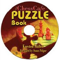 The ChessCafe Puzzle Book Volume 1 CD