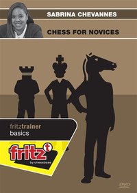 Chess for Novices, Software on DVD