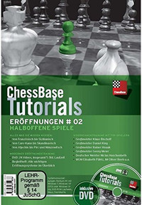 ChessBase Tutorials #02: The Semi-Open Games - Chess Opening Software Download