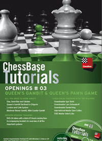ChessBase Tutorials, Chess Openings #03: Queen??s Gambit & Queen??s Pawn Game Download