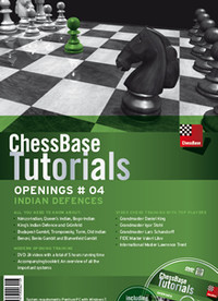 ChessBase Chess Tutorials, Openings #04: Indian Defenses Download