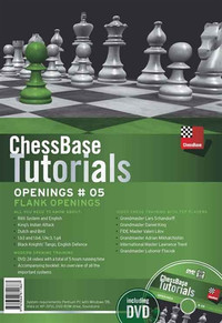 ChessBase Chess Tutorials, Openings #05: Flank Openings DVD