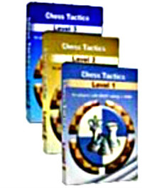 Total Chess Tactics 3 Volume Set