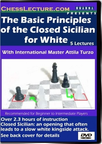 Chess Lecture: The Basic Principles of the Closed Sicilian for White