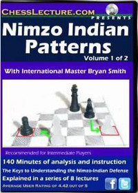 Chess Lecture: Nimzo Indian Patterns 2 Volume Set