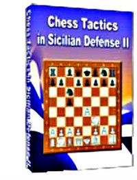 Chess Tactics in the Sicilian Defense (Vol. 2) - Chess Opening Software Download