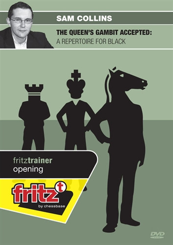 The Queen's Gambit Accepted: A Repertoire for Black - Collins