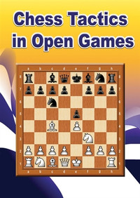 Chess Tactics in Open Games CD