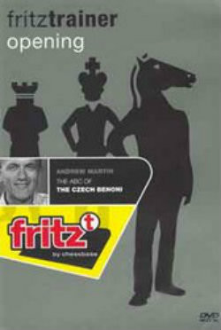 The ABC of the Czech Benoni DVD