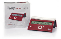 DGT Easy Game Timer Red