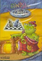 Dinosaur Chess CD for PC