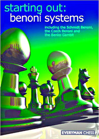 Starting Out: Benoni Systems Chess E-Book