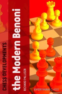 Chess Developments: The Modern Benoni Defense - Chess Opening E-Book Download