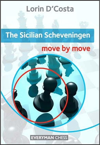 The Sicilian Scheveningen: Move by Move, E-book for Download