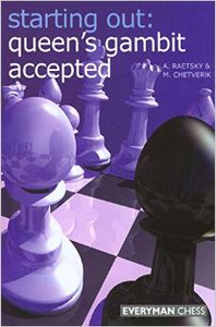 Starting Out: Queen's Gambit Accepted E-Book
