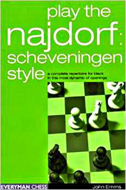 Play the Najdorf: Scheveningen Style E-Book