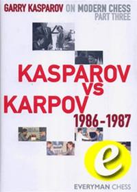 Kasparov on Modern Chess, Part 3 E-Book