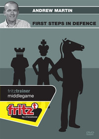 Andrew Martin: First Steps in Defense, Chess Software Download