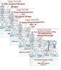 Foxy Chess Openings,  140 - 143: Sicilian Dragon, 1- 4 and Roman V98 and V102 Downloads