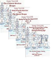 Foxy Chess Openings,  140 - 143: Sicilian Dragon, 1- 4