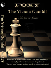 Foxy Chess Openings, 159: The Vienna Gambit DVD