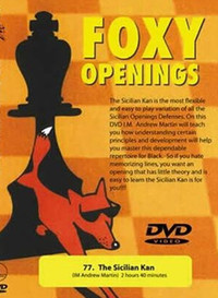 Foxy Chess Openings, 77: Sicilian Kan Chess Download