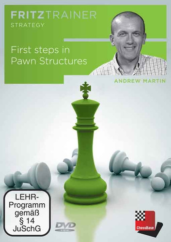 Andrew Martin: First steps in Pawn Structure DVD