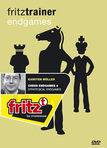 Chess Endgames 4 Strategical Endgames DVD