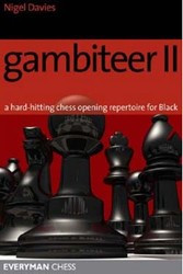 Gambiteer II: A Repertoire for Black - Chess Opening Print Book