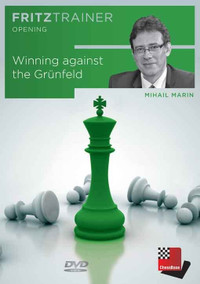 Winning Against the Gruenfeld Fritz Trainer Chess DVD