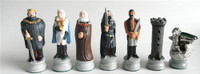 Dark Fantasy Chess Pieces