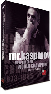 Garry Kasparov: How I became World Champion, Vol. 1 (1973-1985) - Chess Biography Software
