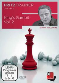 King's Gambit Vol. 2, New Generation Fritz Trainer