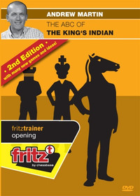 ABC of The King's Indian Defense (2nd Ed) - Chess Opening Software on DVD