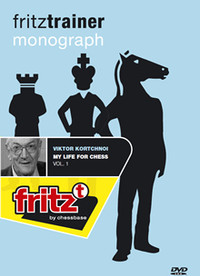 Victor Kortchnoi My Life for Chess Vol. 1 DVD