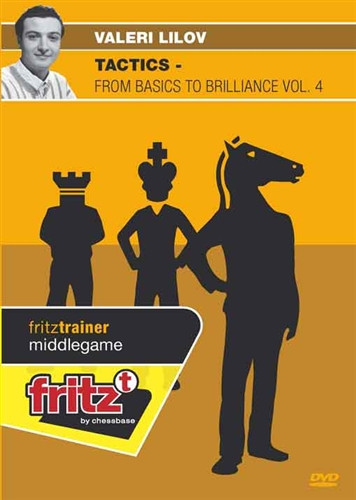 From Basics to Brilliance, Vol. 4 - Chess Tactics Software DVD